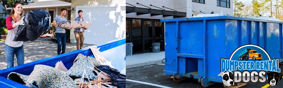 Rent a Residential Roll Off Dumpster for Your Next Household Cleanout Project