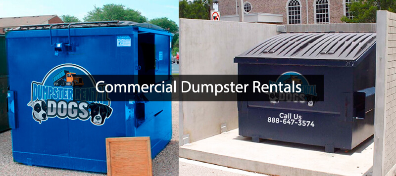 Commercial Dumpster Rentals: Call Us to Get Custom Waste Disposal
