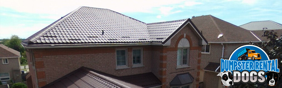 Rent Our Dumpsters for the Affordable Disposal of Shingles & Roofing Debris