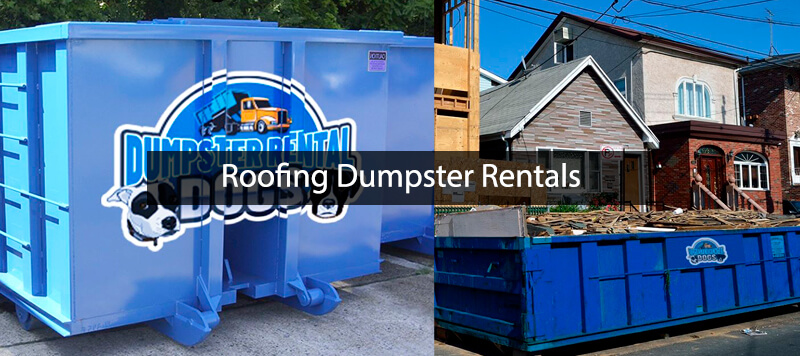 Roofing Dumpster Rental Service: Ideal for Any Size Roofing Project