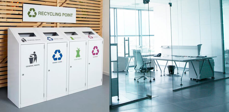 Tips to Increase Your Office Recycling: Improve the Work Environment