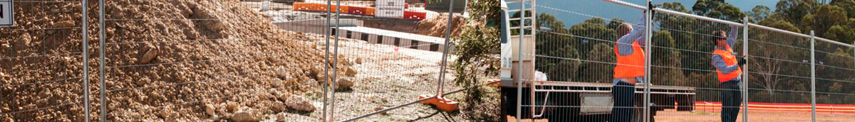 Temporary Fencing Keeps Construction Sites Secured