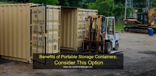 Benefits of Portable Storage Containers: Consider This Option