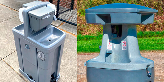 Hand Wash Stations Rentals in Columbus, OH