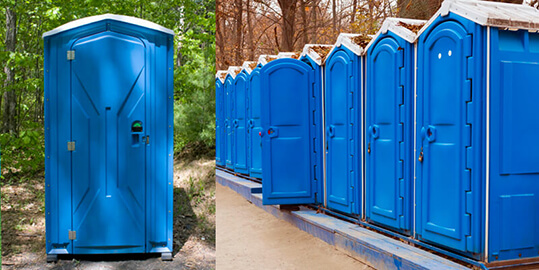 Portable Toilets Rentals in Columbus, OH