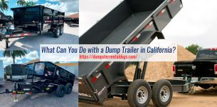 What Can You Do with a Dump Trailer in California?
